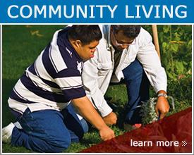 Community Living Goal