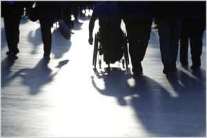 Disabled Commuter, Employment goal page